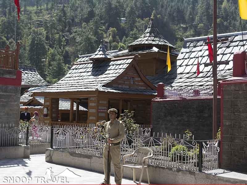 images of Bhimakali temple sahran