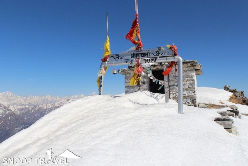 images of Tungnath