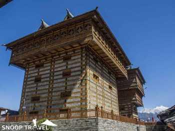 Bhimakali temple sahran