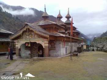 hanol mahasu devta temple