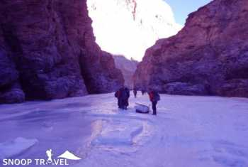 Zanskar Gorge Trek The Frozen Thrill